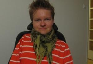 Anni Mannelin pieniblogiin